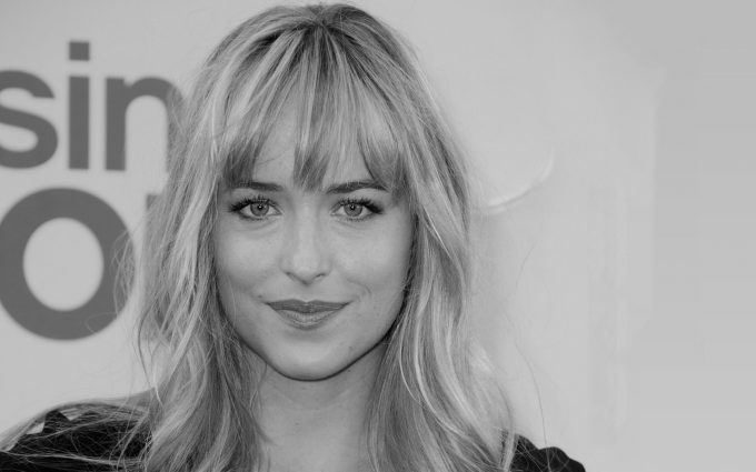 dakota johnson wallpaper hd background