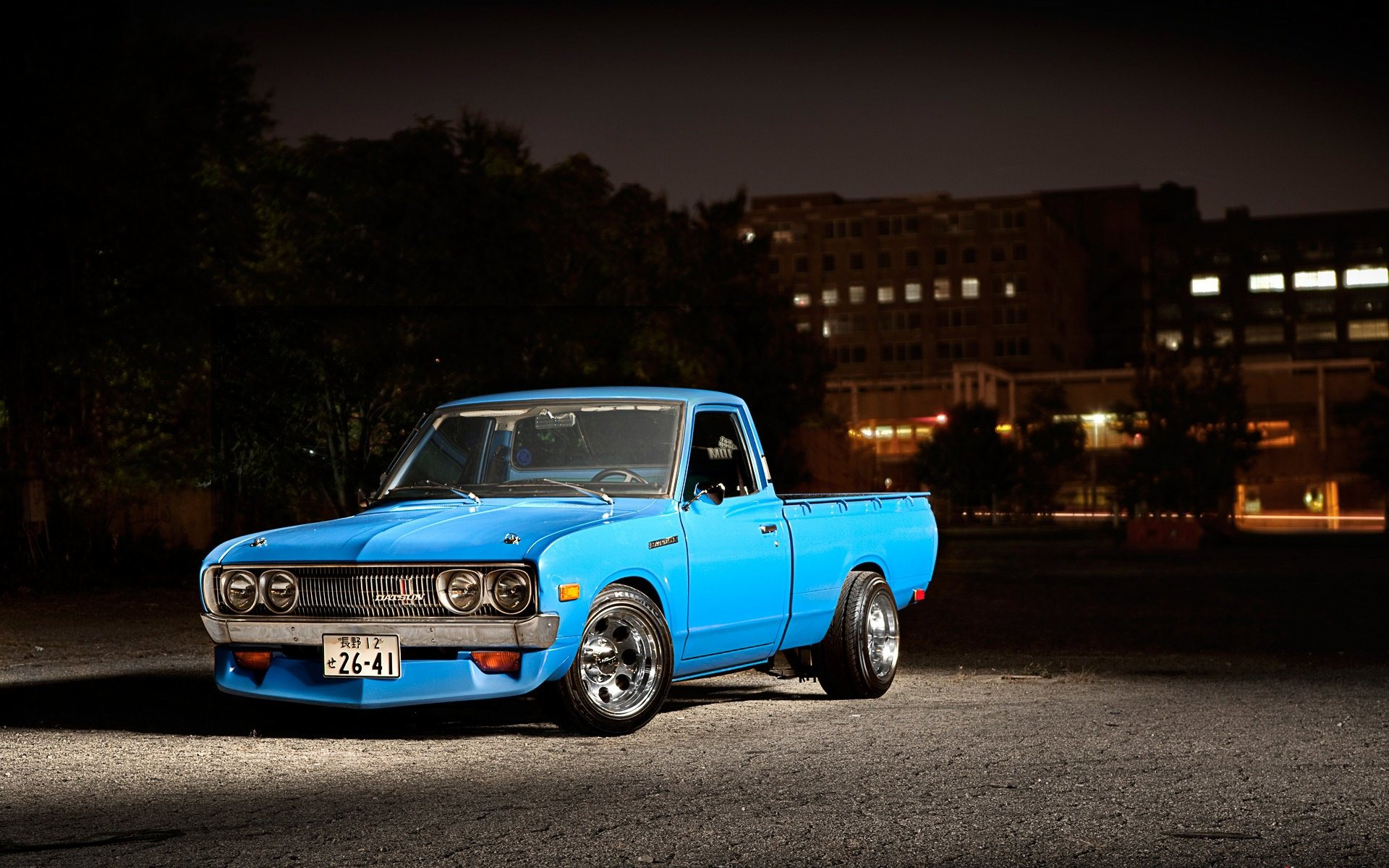 datsun 620 wallpaper background