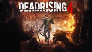 Dead Rising 4 Wallpaper 4K Background
