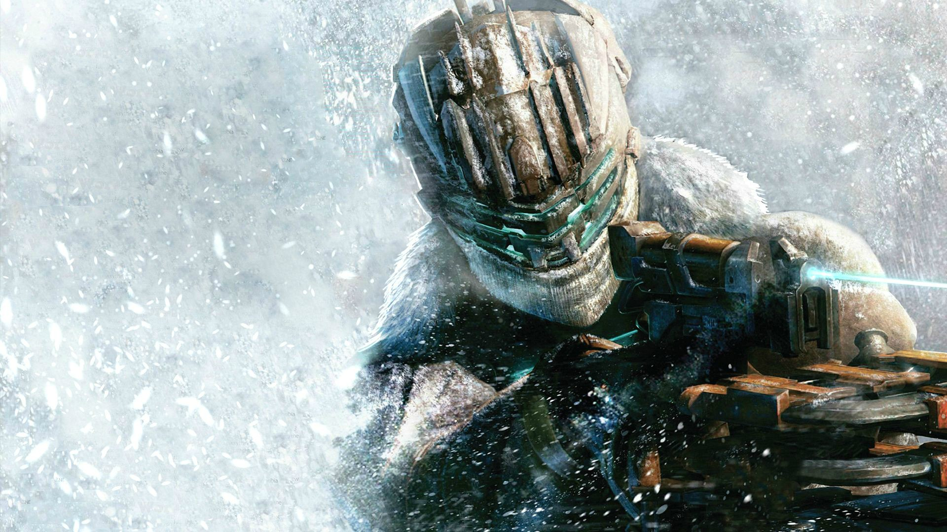 dead space 3 game wallpaper background