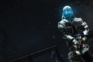 dead space 3 wallpaper background