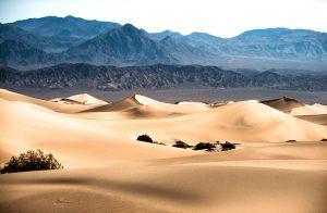 Desert Mountain Wallpaper Background