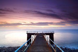dock wallpaper background