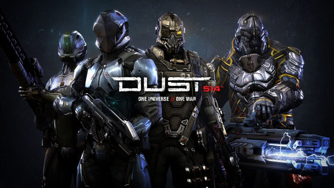 Dust 514 Game Wallpaper Background Hd Wallpaper Background