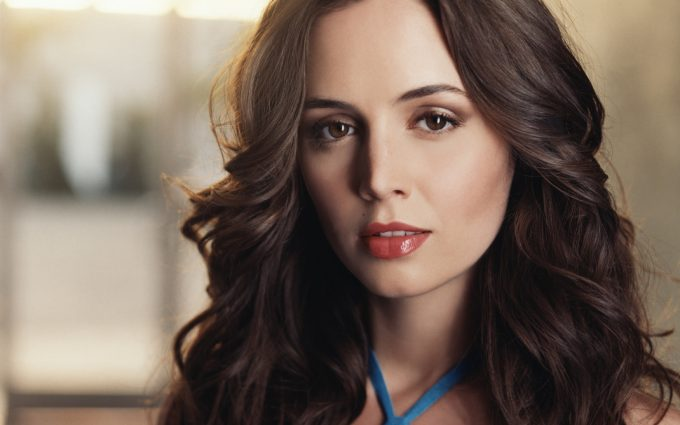 eliza dushku 4k wallpaper background
