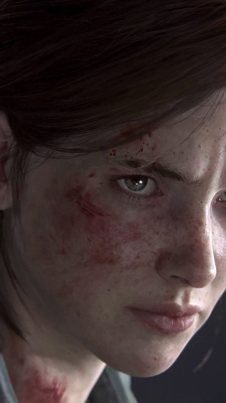 ellie the last of us part 2 wallpaper 4k hd wallpaper