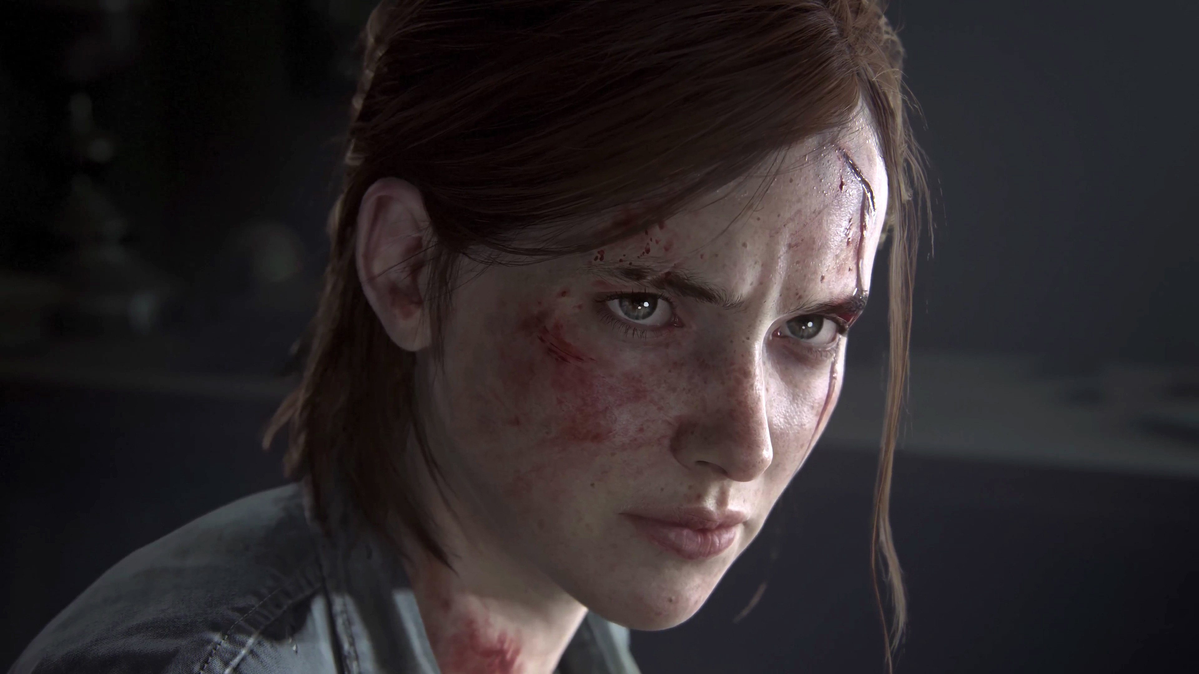 ellie the last of us part 2 wallpaper 4k background