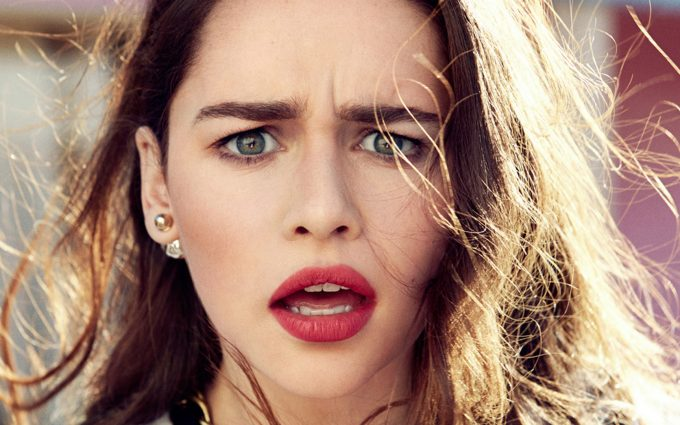 emilia clarke photoshoot wallpaper background