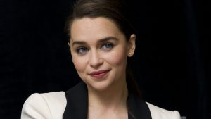 Emilia Clarke Wallpaper HD