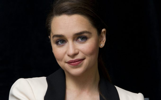 emilia clarke wallpaper hd background