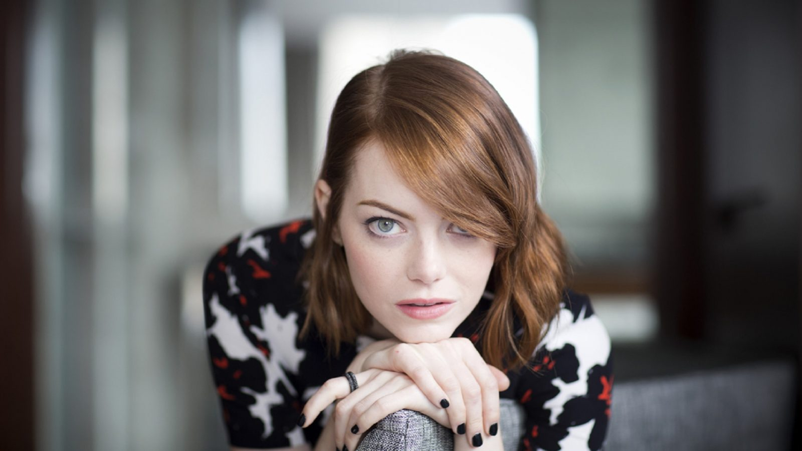 Emma Stone Eyes Wallpaper Background Hd Wallpaper Background