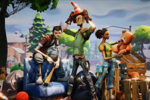 epic games fortnite wallpaper background