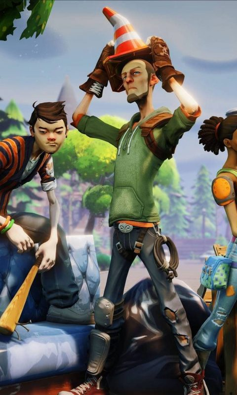 Epic Games Fortnite Wallpaper Background | HD Wallpaper
