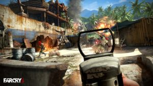 Far Cry 3 Wallpaper Background