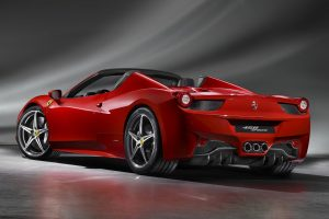 ferrari 458 spider wallpaper background