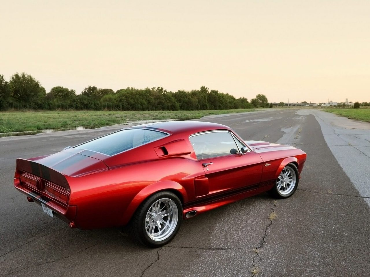 Ford Mustang 1967 Wallpaper   HD Wallpaper Background