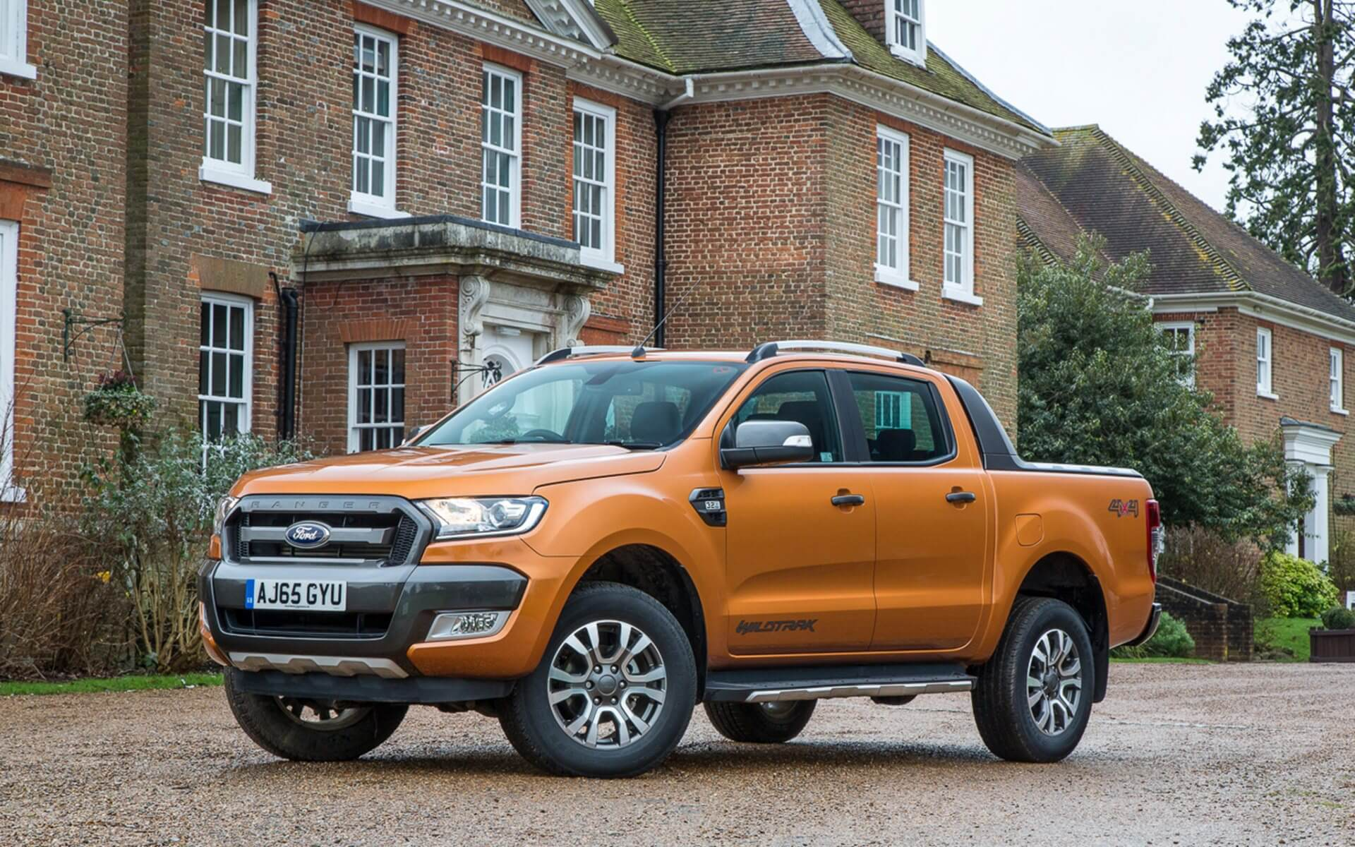 ford ranger wildtrak wallpaper background