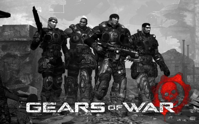 gears of war wallpaper background