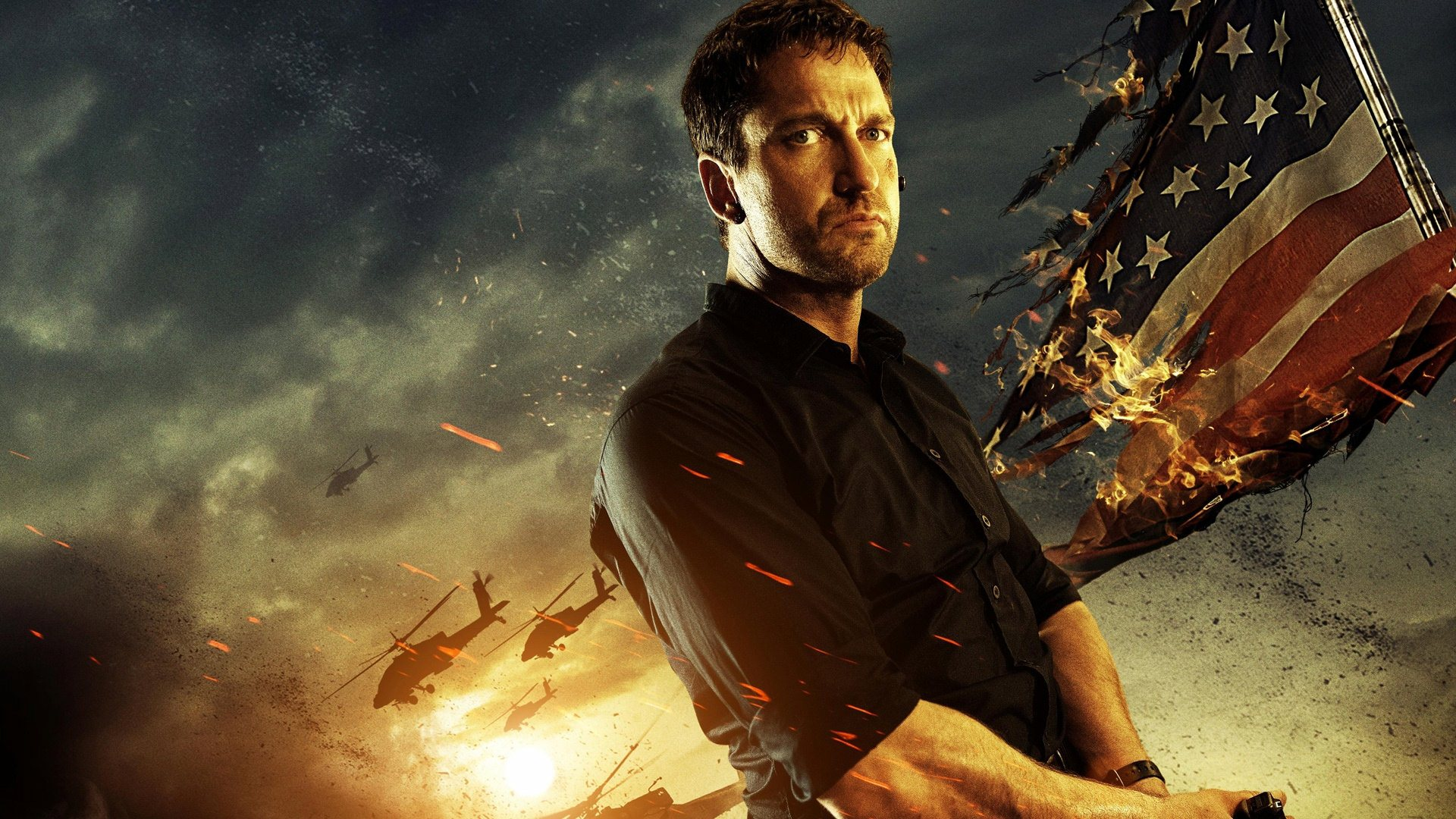 gerard butler olympus has fallen wallpaper background