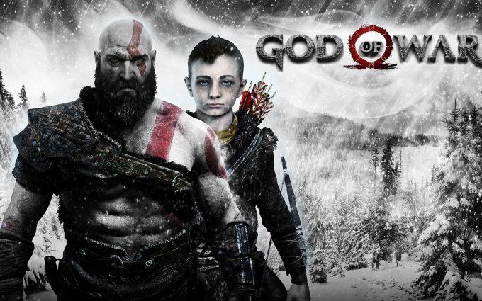 god of war wallpaper background