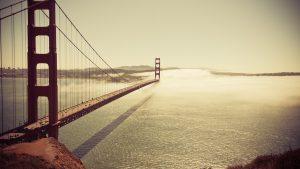 Golden Gate Bridge Wallpaper Background
