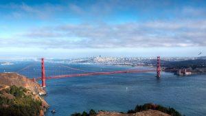 Golden Gate Bridge Wallpaper 4K
