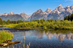 Grand Teton Wallpaper 4K