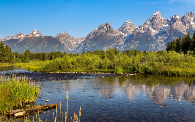 grand teton wallpaper 4k background