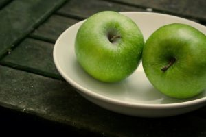 green apples wallpaper background, wallpapers