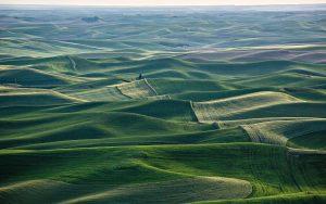 Green Mountains 4K Wallpaper