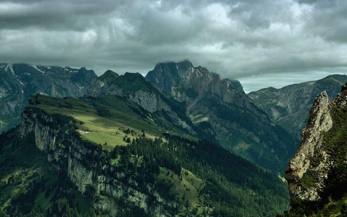 green mountains hd wallpaper background