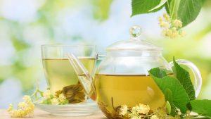 Green Tea Wallpaper 4K
