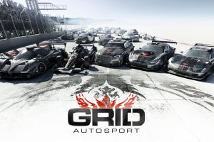 grid autosport wallpaper background