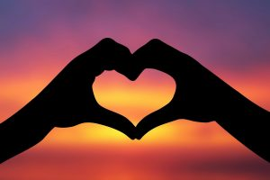 hand heart widescreen wallpaper background wallpapers
