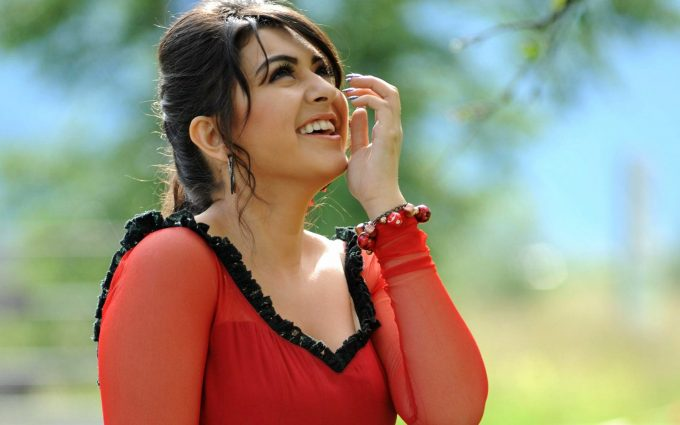 hansika motwani wallpaper