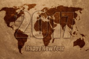 happy new year wallpaper background