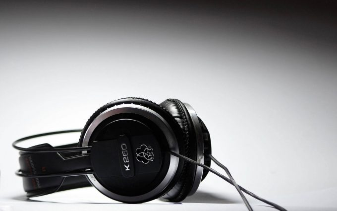 headphone hd wallpaper