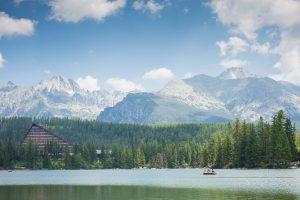 High Tatras Mountains Wallpaper 4K Background
