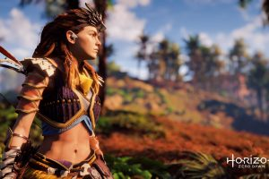 horizon zero dawn 4k