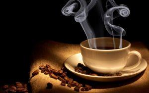 Hot Coffee Wallpaper