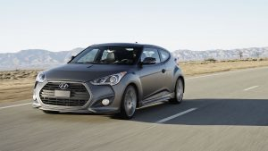 Hyundai Veloster Turbo Wallpaper