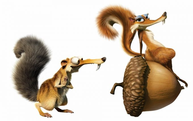 ice age movie wallpaper background, wallpapers