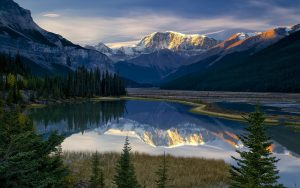Icefields Parkway Wallpaper