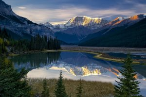 icefields parkway wallpaper background