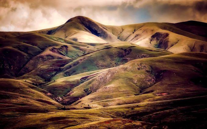 iceland mountains wallpaper