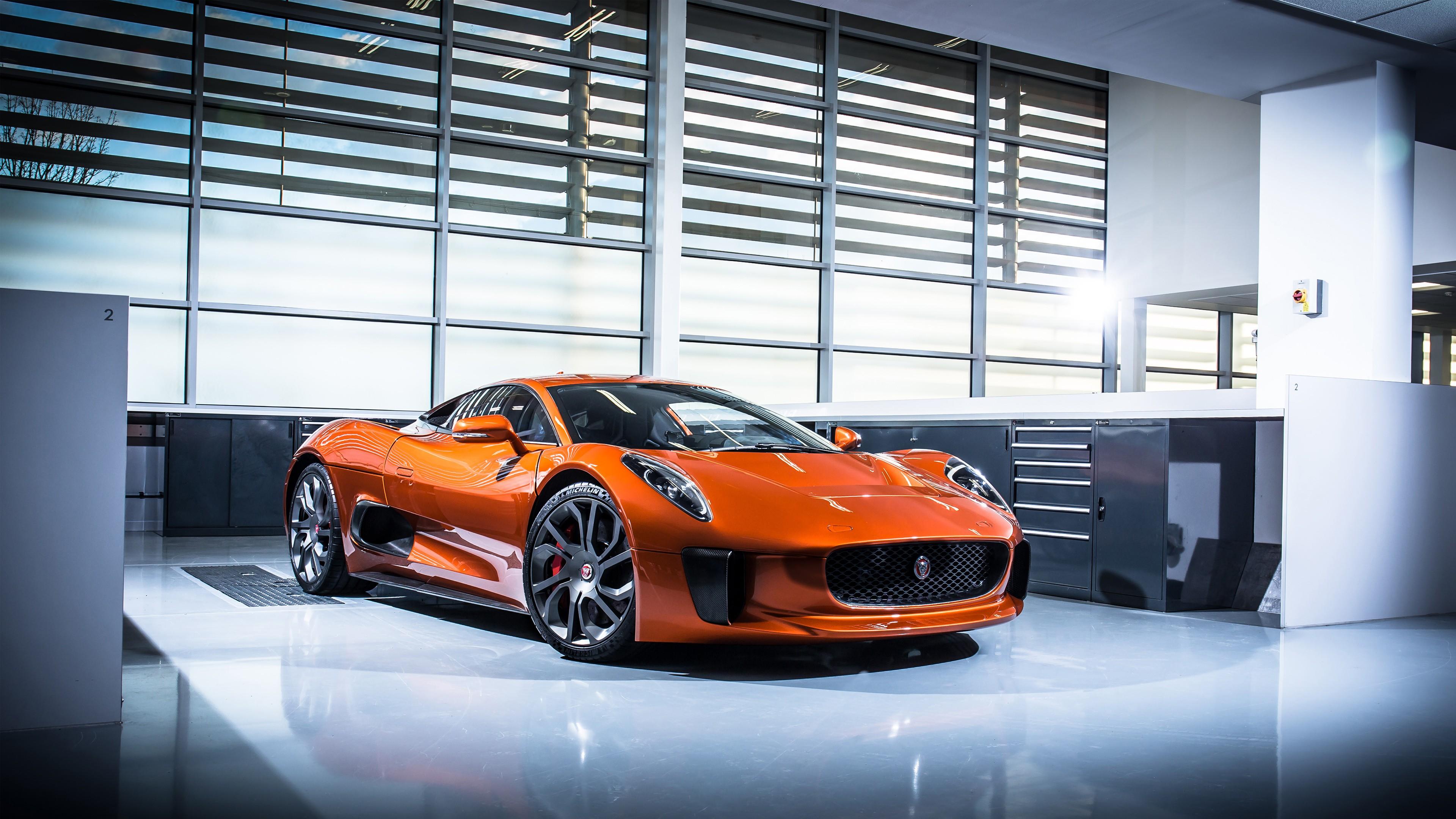 jaguar c x75 4k