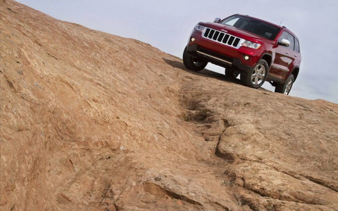 jeep grand cherokee wallpaper background
