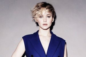 jennifer lawrence blue dress wallpaper background