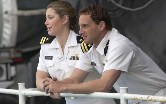josh lucas and jessica biel wallpaper background