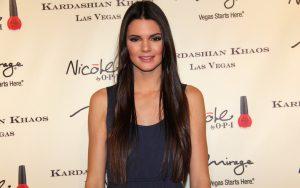 Kendall Jenner Smile Wallpaper